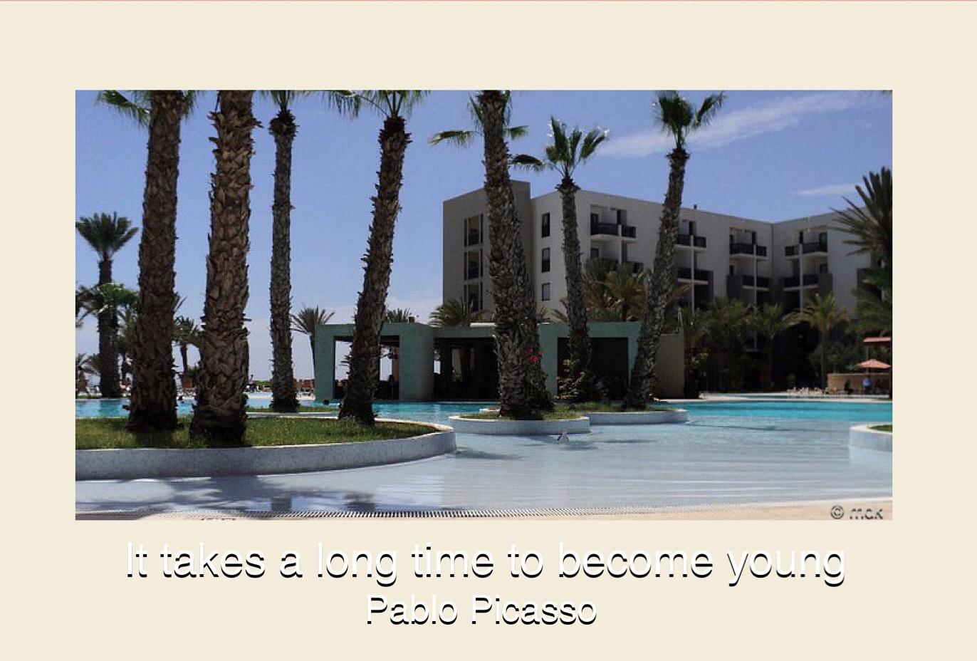 Pool of the Royal Atlas, Agadir