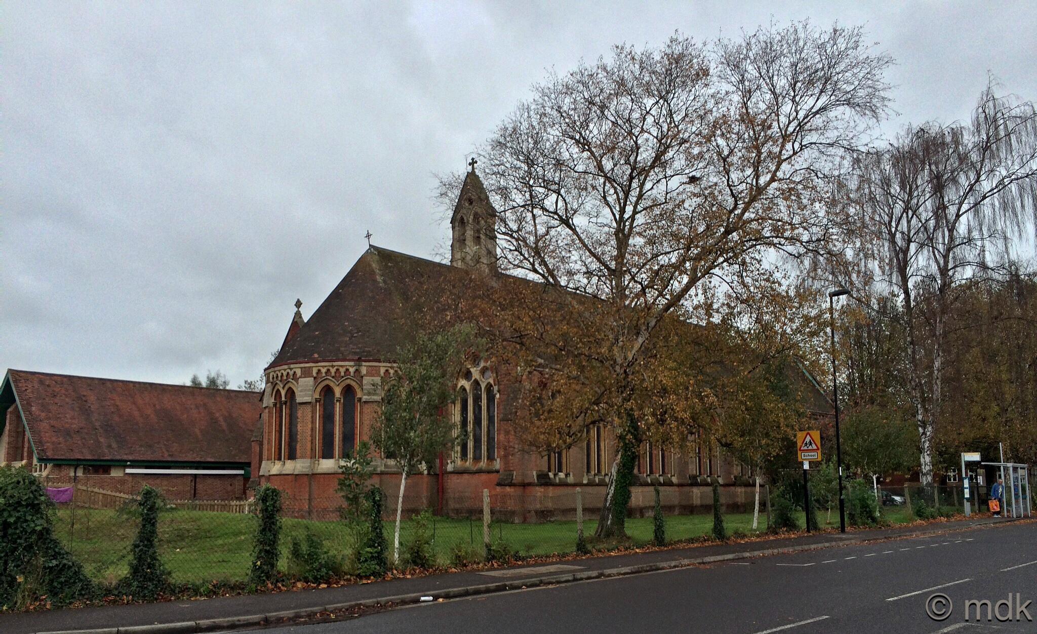 St Denys Church