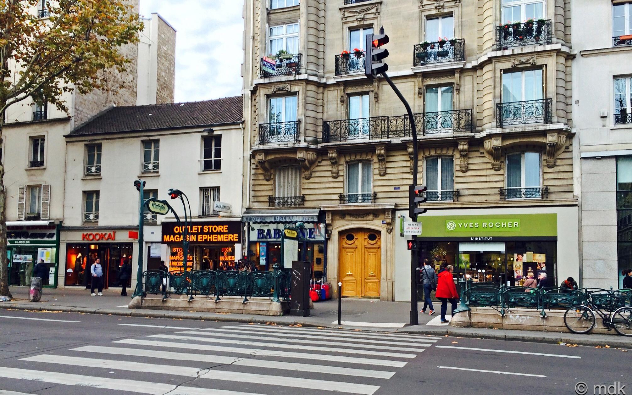 L'avenue du Général-Leclerc