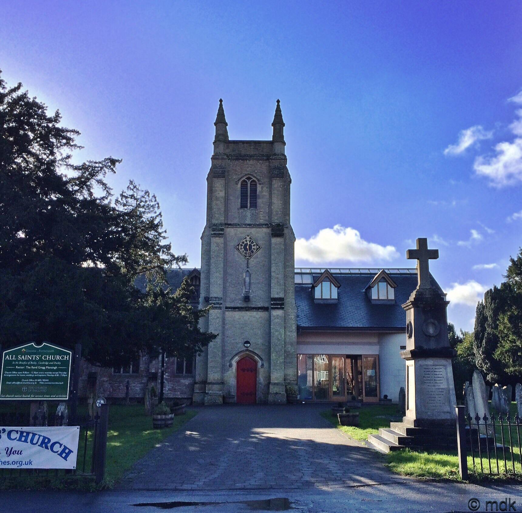 All Saints' Church Botley