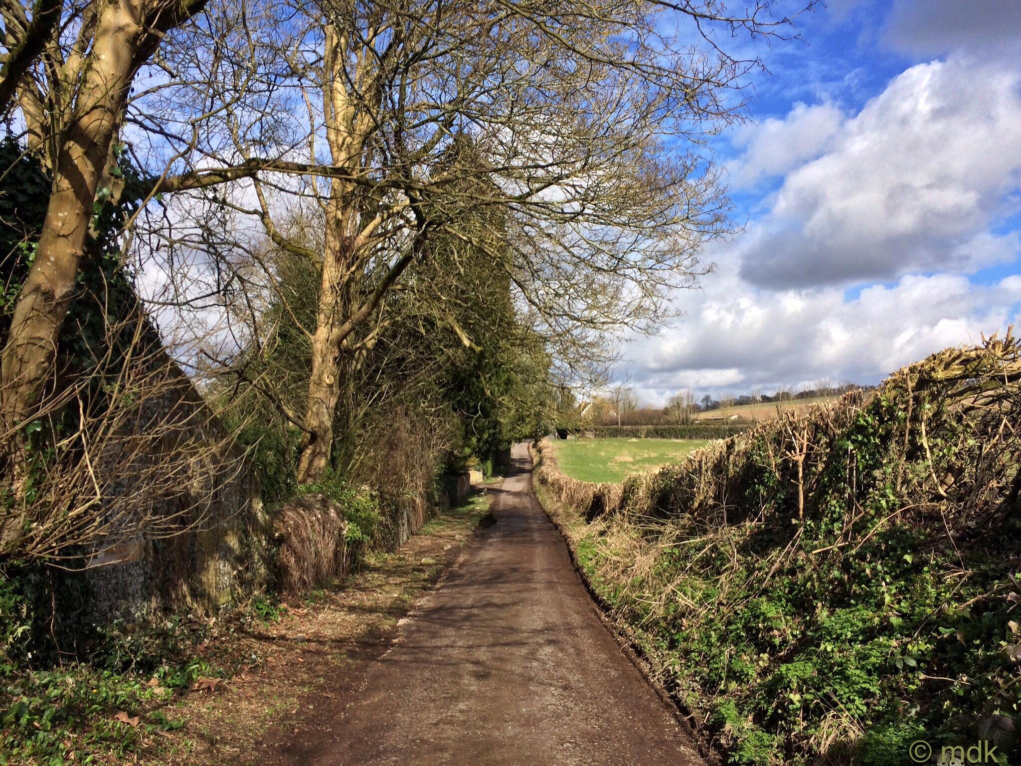 Church Lane, Twyford