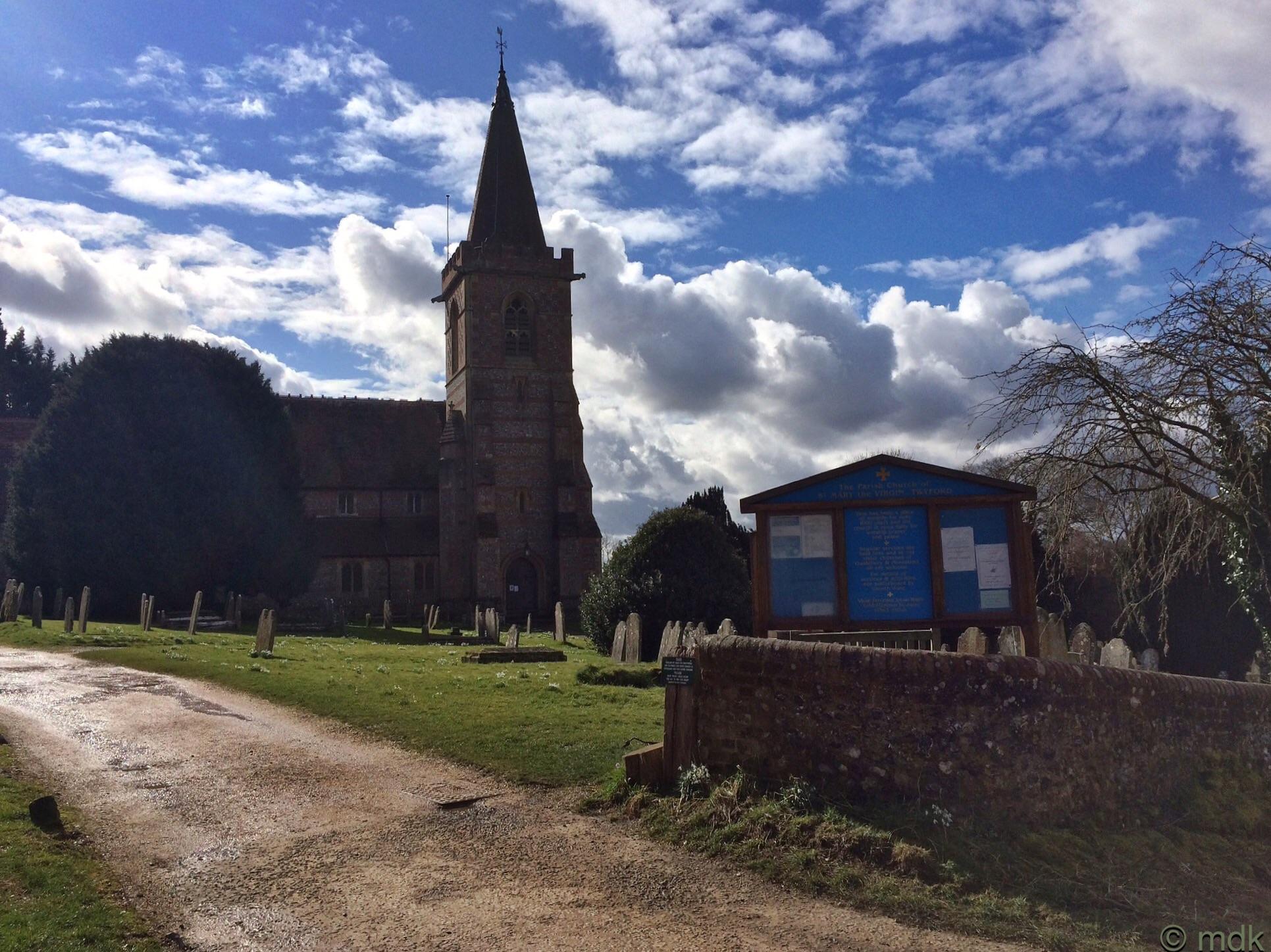 St Mary's Church, Twyford
