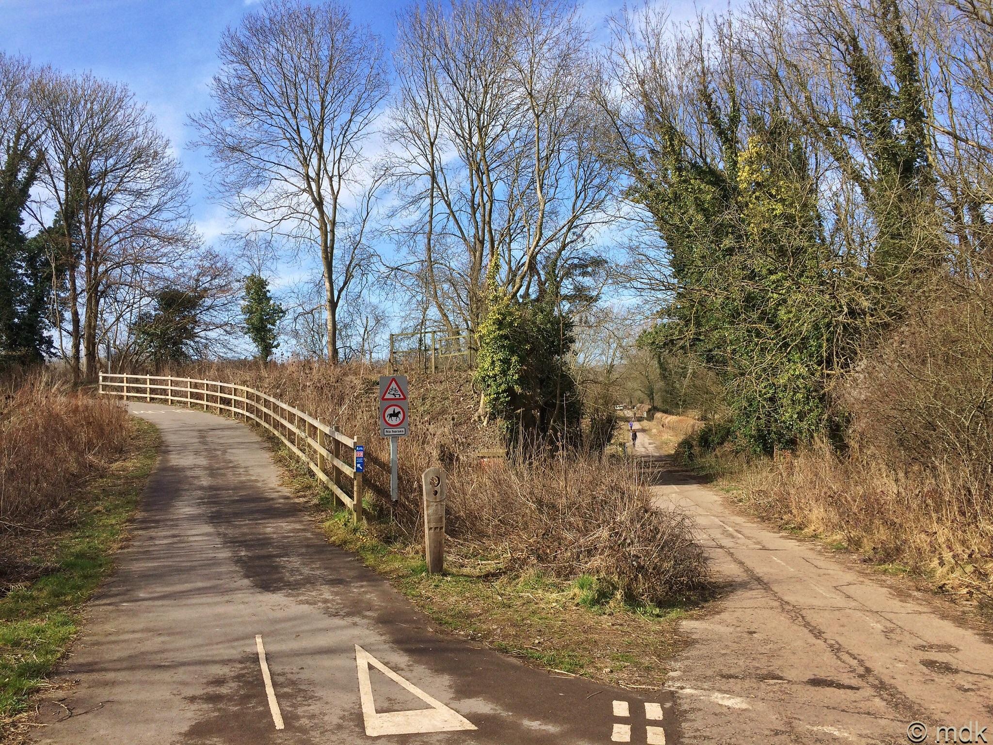 Five Bridges Road