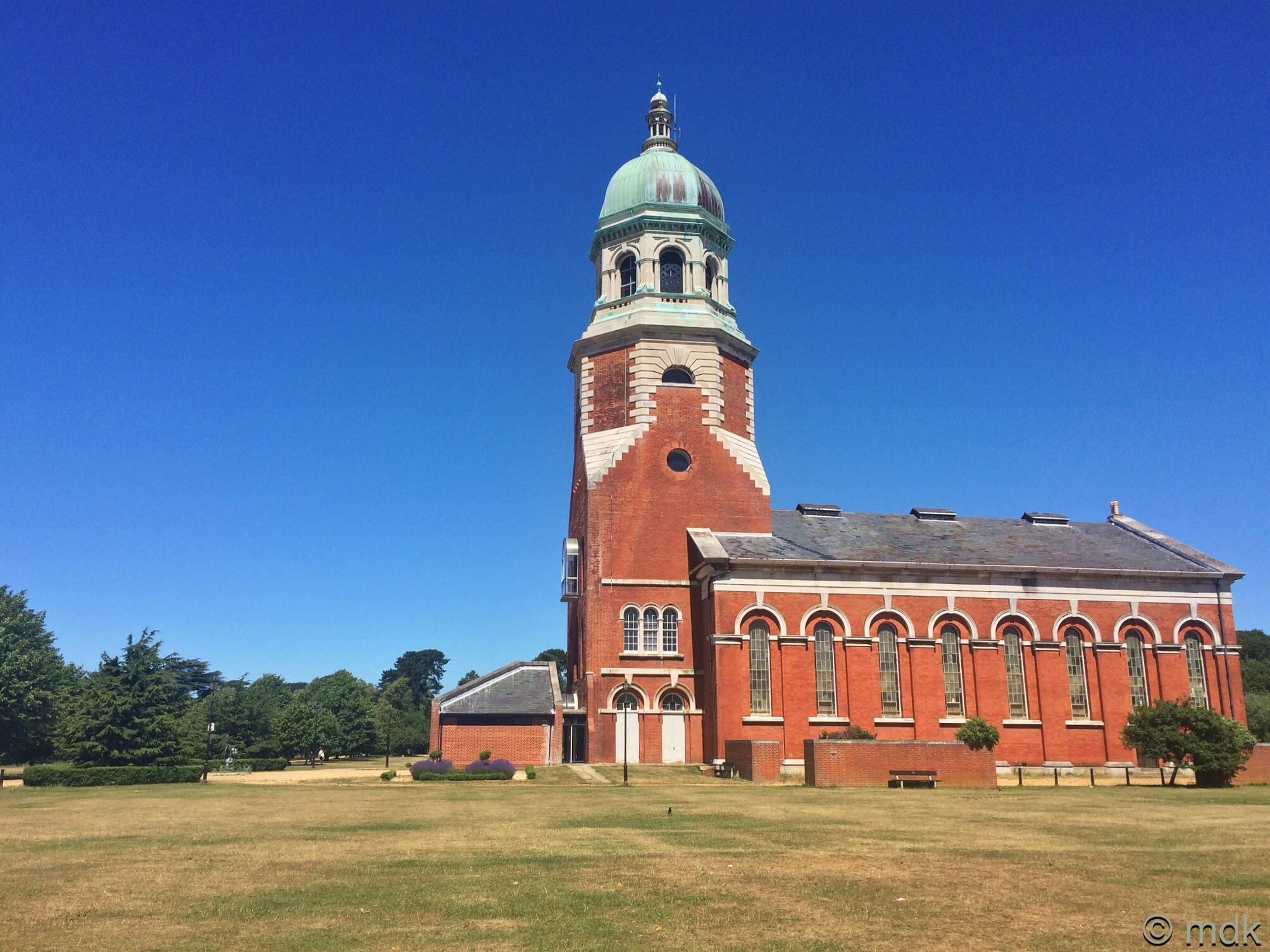 Royal Victoria Country Park Chapel